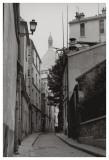 Alleys (B&W Photography)
