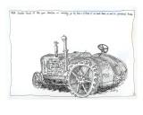Tractors (Fine Art)