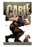 Cable Character (Marvel Collection)
