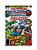 Captain America & The Falcon (Marvel Collection)