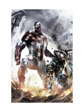 War Machine Character (Marvel Collection)