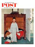 1950's Saturday Evening Post
