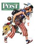 War (Saturday Evening Post)