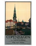 Danish Travel Ads