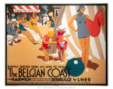 Belgian Travel Ads
