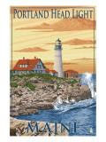 Maine Travel Ads