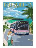 Bermuda Travel Ads