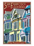 San Francisco's Painted Ladies