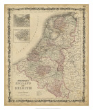 Maps of Netherlands