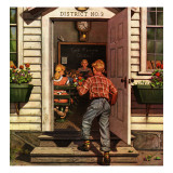 Saturday Evening Post Notable Artists
