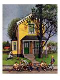 Groups of Children (Vintage Art)