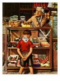 Stores (Vintage Art)