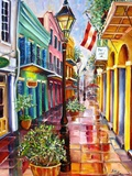 Alleys (Decorative Art)