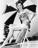 Women's Bathing Suits (B&W Photography)