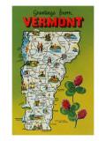Maps of Vermont