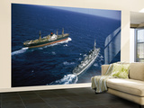 Military Wall Murals