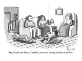 New Yorker Cartoons by Artist