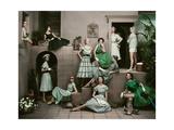 Glamour Magazine Photographs