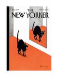 Halloween New Yorker Covers