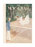 Romantic New Yorker Covers