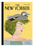 Fashion New Yorker Covers