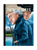 Dick Cheney New Yorker Covers