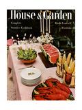 House & Garden Magazine Covers