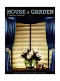 House & Garden Magazine Illustrations