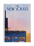Arthur Getz New Yorker Covers