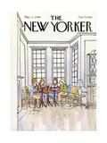 Arthur Getz New Yorker Covers