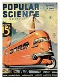 Vintage Popular Science