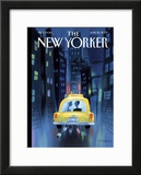 New York New Yorker Covers