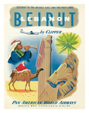 Lebanese Travel Ads