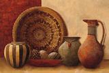 Pottery Still Life