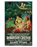 Adventures of Robinson Crusoe (1922)