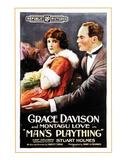 Man's Plaything (1920)