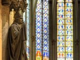 Church Interiors (Color Photography)