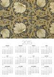 Floral & Botanical Poster Calendars