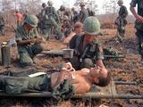 Vietnam War Battle Scenes
