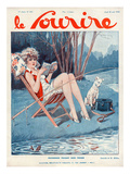 Le Sourire Magazine (Vintage Art)