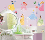 Princess Theme Girl's Room