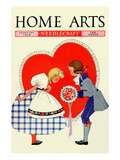 Home Arts Needlecraft (Vintage Art)