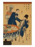 Sadahide Utagawa
