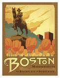 Massachusetts Travel Ads