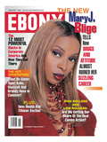 Mary J. Blige (Ebony)