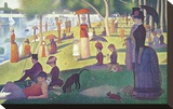 Sunday Afternoon on La Grande Jatte by Seurat