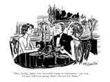 Family New Yorker Cartoons