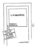 Food & Beverage New Yorker Cartoons