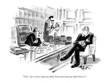 Business New Yorker Cartoons