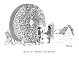 Foreign History New Yorker Cartoons